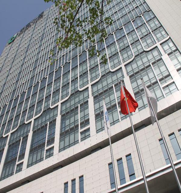 旗杆-中国人寿西北总部